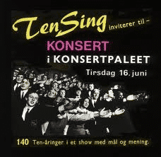 "Ten Sing Bergen var landets første Ten Sing-gruppe, stiftet 4. september 1967. Samme høst fikk jeg i oppdrag å skrive en sang til koret. Dermed ble ""Smil"" til, en sang som i mange år var en slags stamsang for svært mange tilsvarende grupper i Norge."