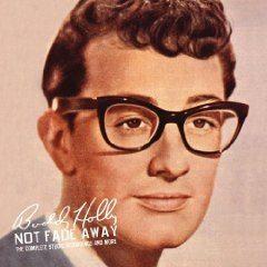 Buddy Holly. En av heltene som døde da suksessen var et faktum.