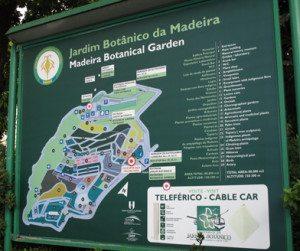 Oversikt over en av de fantastiske hagene på Madeira; Jardim Botanico . www.johnsteffensen.no