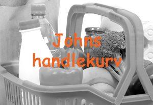 Johns handlekurv 2015 www.johnsteffensen.no