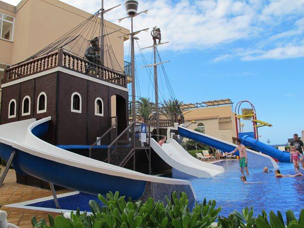 Viva Cala Mesquida Resorts største trekkplaster for de aller minste... Foto johnsteffensen.no