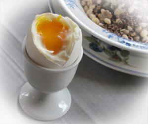 Koking av egg. Slik blir eggene alltid perfekte.