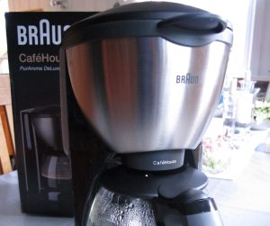 Om testvinner-kaffetrakteren KF 570 fra Braun…