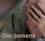 Demens... Støtt årets krafttak mot demens!