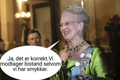 Danskene har ikke gjort det lett for seg selv...