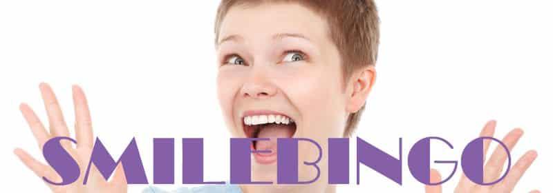 Smilebingo - en annerledes bingo som vekker mye latter. www.johnsteffensen.no