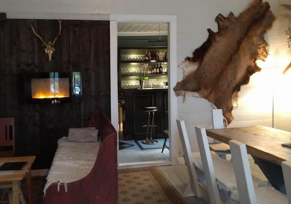 Rødseter Inn. Foto - John Steffensen, johnsteffensen.no