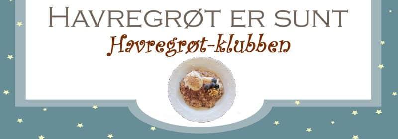Havregrøt og nypesuppe blir en svært sunn miks. Anbefales! www.johnsteffensen.no