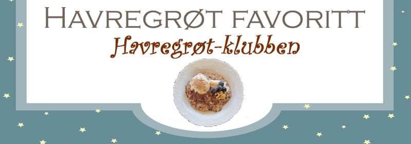 Havregrøt kan være så mangt. Halichi er en slags havregrøt - rett fra kjøleskapet. www.johnsteffensen.no