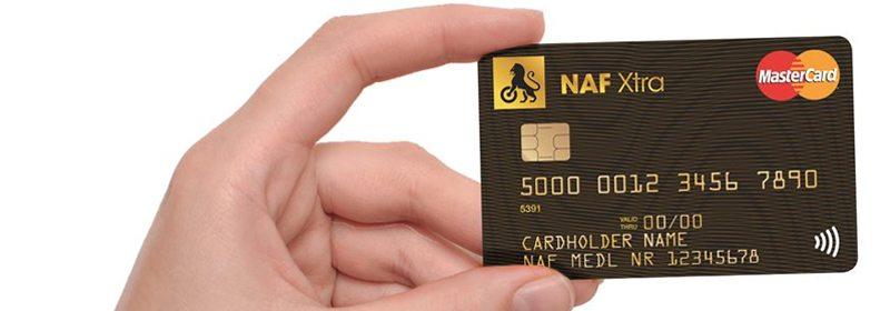 NAF Xtra reduserer kundenes oppsparte bonus for hver måned som går...