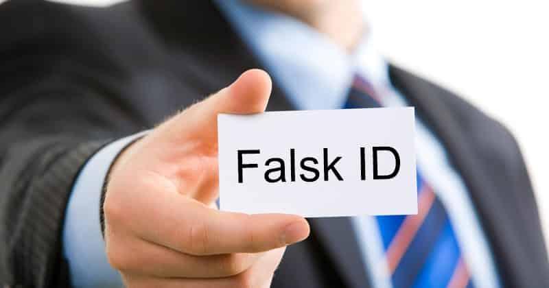 ID-tyveri. Stadig flere forsøker å stjele andres identitet. www.johnsteffensen.no