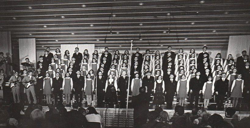 Ten Sing sitt show med mål og mening brukte djevelens musikk, påstod enkelte kristne.
