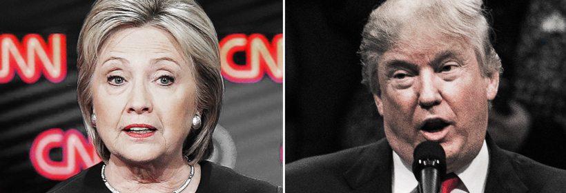 Det er mye som forundrer med med presidentvalget i USA 2016...