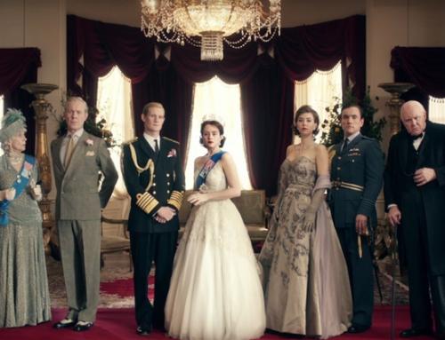 """""""The Crown"""" en serie du ikke må gå glipp av"""