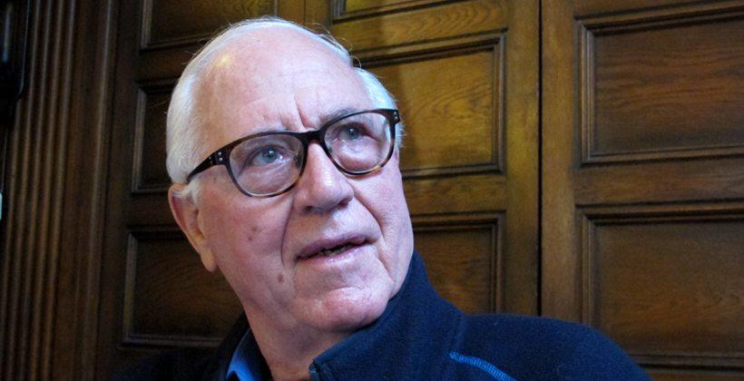 Kjell Grønner, Ten Sing-bevegelsens far, er i dag 81 år gammel. www.johnsteffensen.no