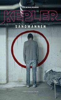 """""""Sandmannen"""" av Lars Kepler ble første gang utgitt i 2012. Jeg ble ikke særlig imponert..."""