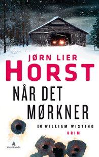 """""""Når det mørkner"""" er god krim uten masse blod og gørr. Den omhandler et traust, norsk politimiljø der den ambisiøse politimannen William Wisting ved en tilfeldighet snubler over en gammen forsvinningsgåte. Terningkast 5. Anmeldt av John Steffensen for johnsteffensen.no"""