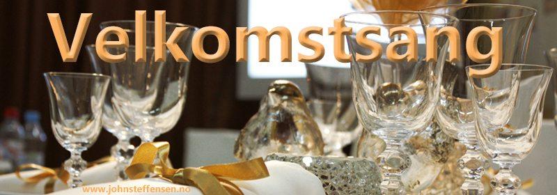 En sikker, god og feiende flott start på festen. www.johnsteffensen.no