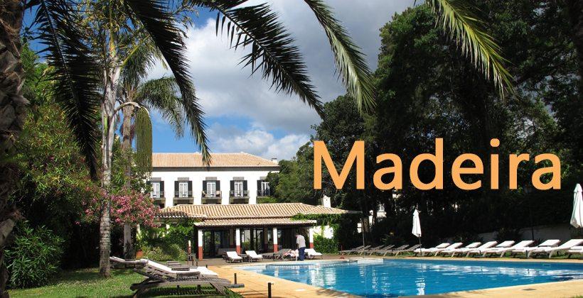 Se denne video-snutten fra verdens vakreste øy, Madeira. Foto - John Steffensen