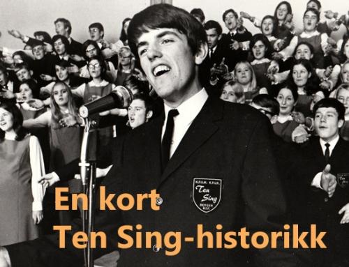 Ten Sing-historikk, Det første tiåret – og vel så det…