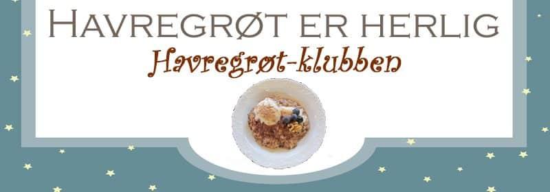 Havregrøt-klubben fins på www.johnsteffensen.no. Et vell av havregrøt-oppskrifter...