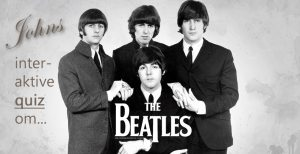 Det spørs om The Beatles