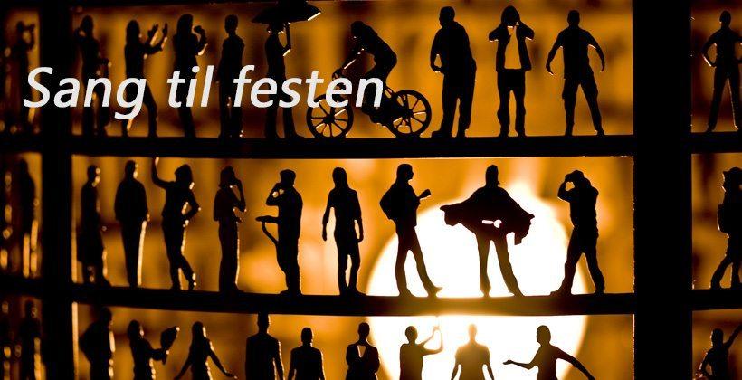 Sang til festen fins på www.johnsteffensen.no
