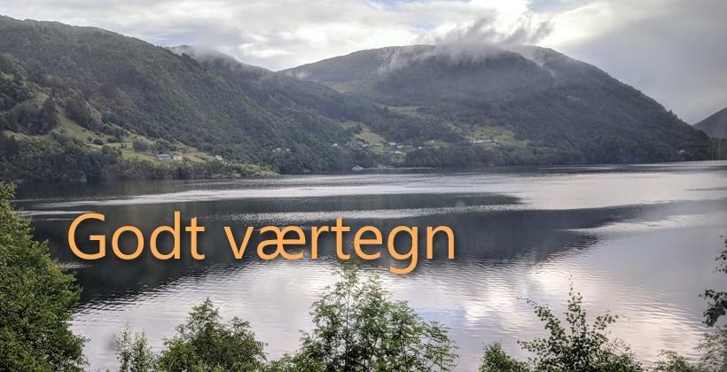 Værtegn viser at sommeren 2018 blir god. I hvert fall på Vestlandet. www.johnsteffensen.no