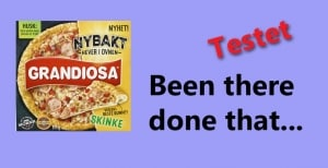 Test av Grandiosa Nybakt: Ikke som forventet.