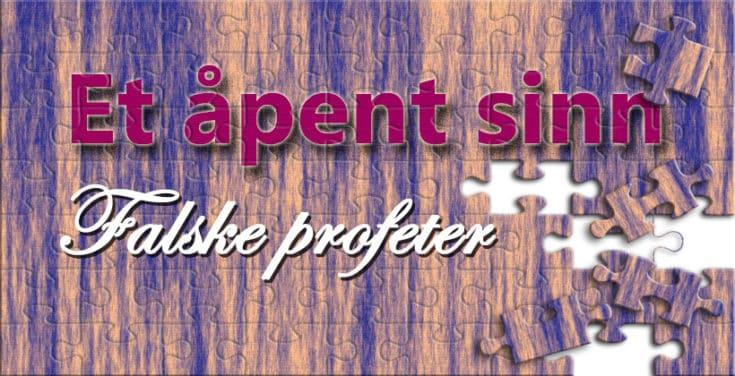 Et åpent sinn handler om tro og tvil. www.johnsteffensen.no