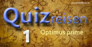 Quizreisen – 1