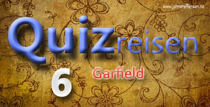 Quizreisen 6 handler om katter. Klarer du alle de 10 spørsmålene? www.johnsteffensen.no