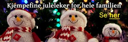 johnsteffensen.no har Norges beste utvalg av festleker til liten og stor. Og de er GRATIS.