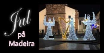 Få steder i verden kan oppvise maken til julestemning som den på Madeira. www.johnsteffensen.no