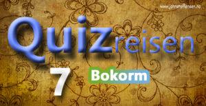Quizreisen – 7
