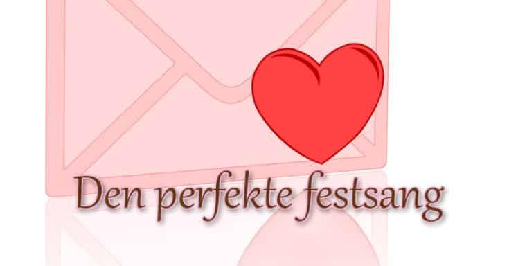 Den perfekte festsang. Verdig, vakkert og stemingsfullt. www.johnsteffensen.no
