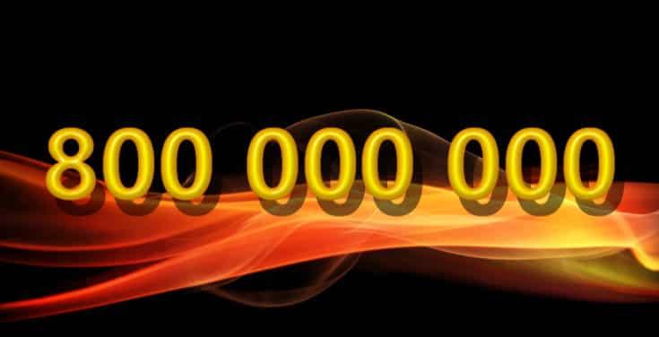 Det sies at et hjerte slår ca 800 000 000 slag i løpet av et liv... www.johnsteffensen.no