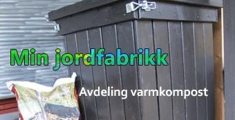 Enda et innlegg om varmkompostering. www.johnsteffensen.no