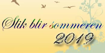 Sommerværet er klart. Her får du mitt værvarsel for sommeren 2019. www.johnsteffensen.no