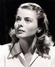 Rosen 'Ingrid Bergman' er oppkalt etter denne svenske filmdivaen...