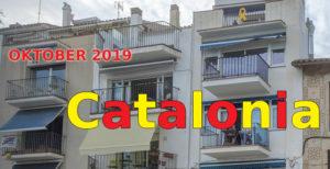 Catalonia 2019. I skyggen av generalstreik og opptøyer