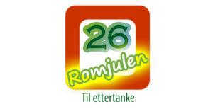 Romjul 26