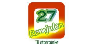 Romjul 27