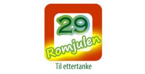 Romjul 29