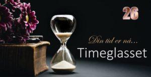Timeglasset 26 – Verdens lys